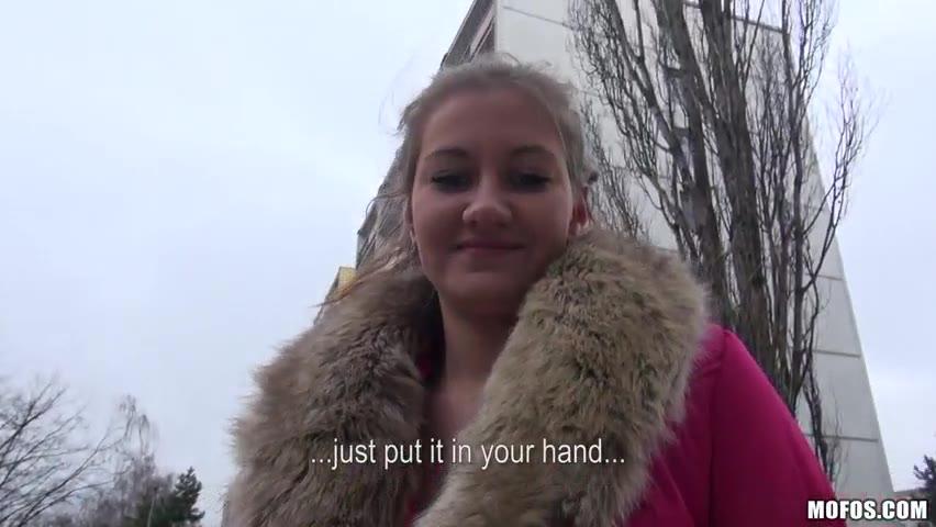Lilia Rafael - Lilia's Outdoor Public Sex