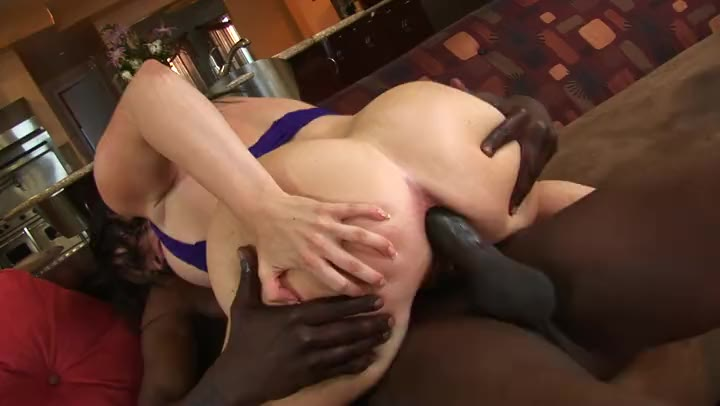 Black Cock Creamy White Pussy
