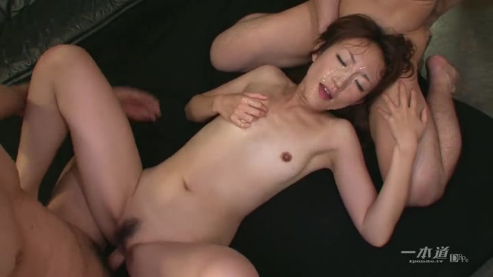 Japanese Gangbang Cream Pie