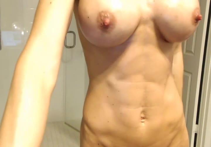 Sporty milf tits perfect
