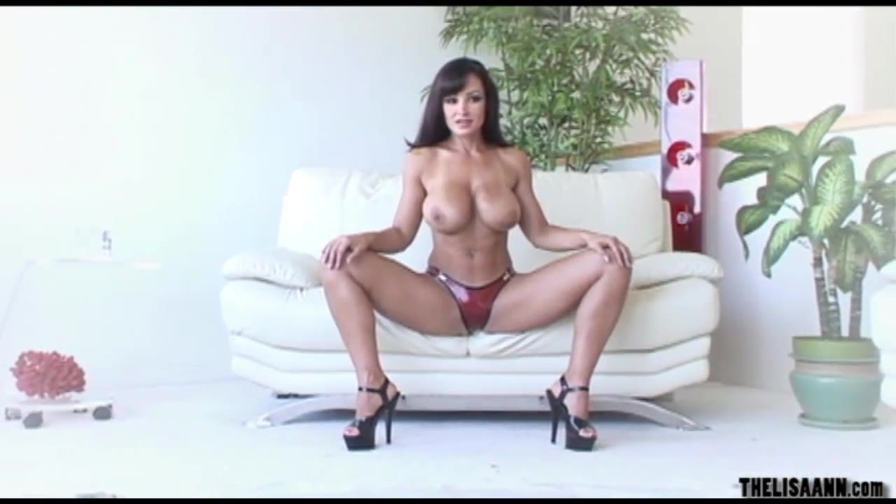 Behind The Scenes Lisa Ann