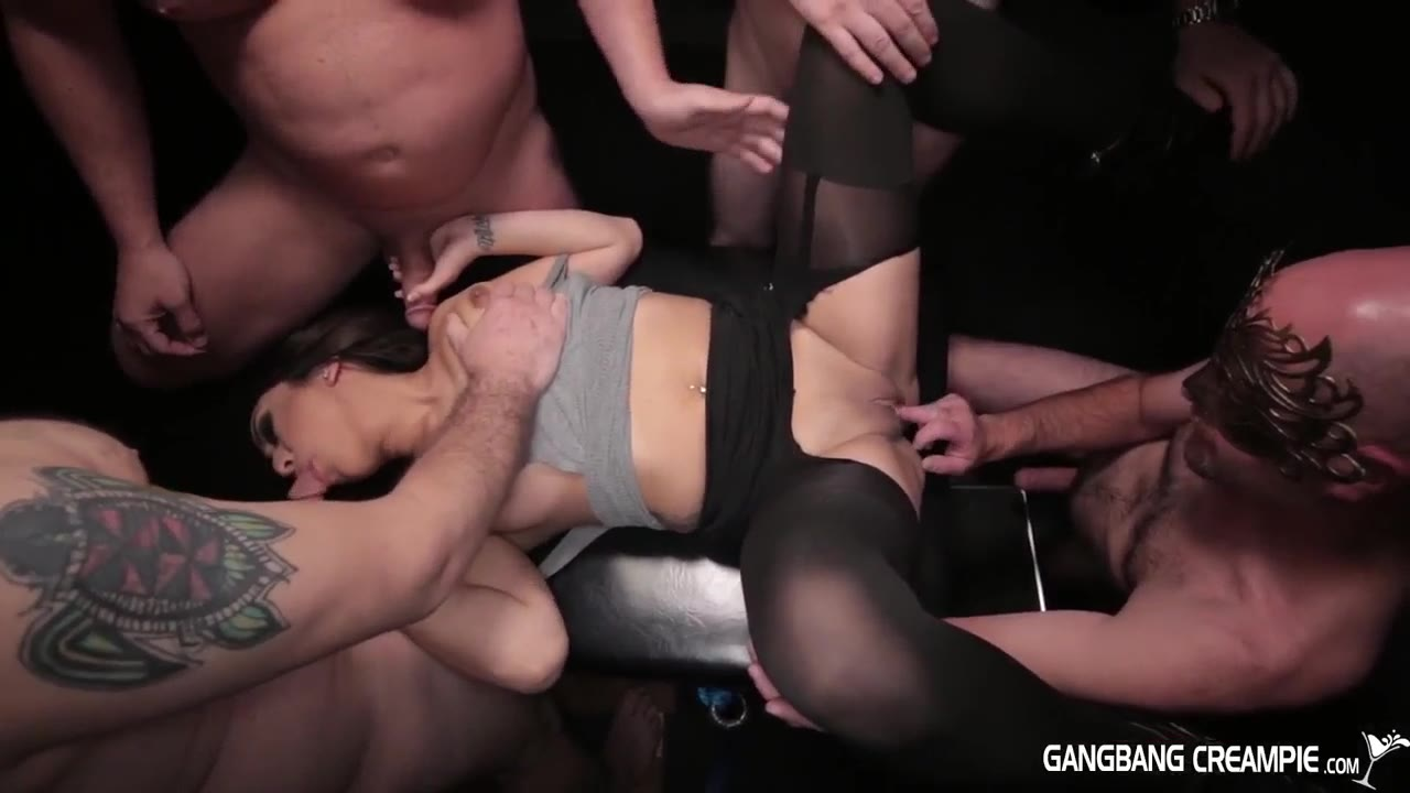 Creampie Gangbang Asian Men