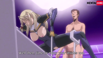 Anime Com Hentai armored knight iris episode 2 hentai · anime hentai hub