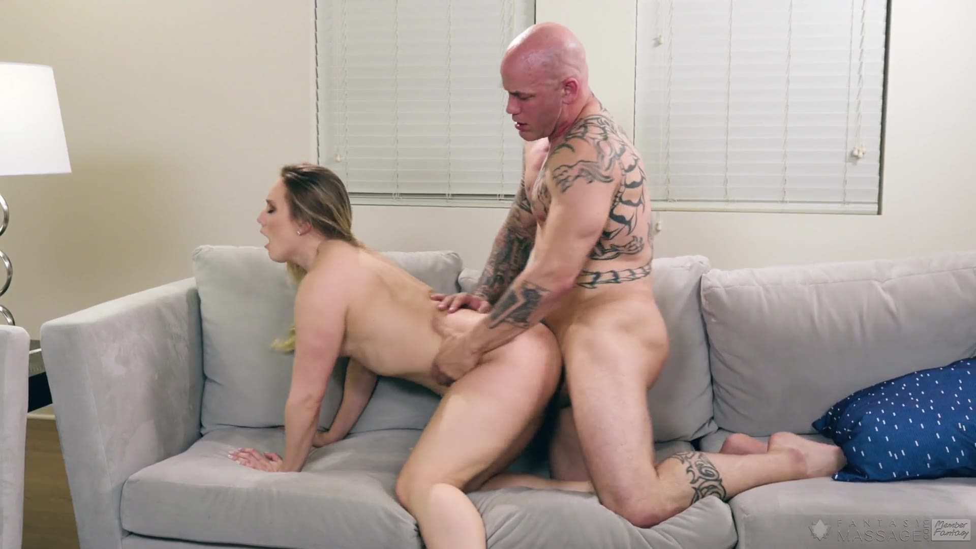 FantasyMassage 19 09 11 AJ Applegate Toe-Tally Obsessed XXX