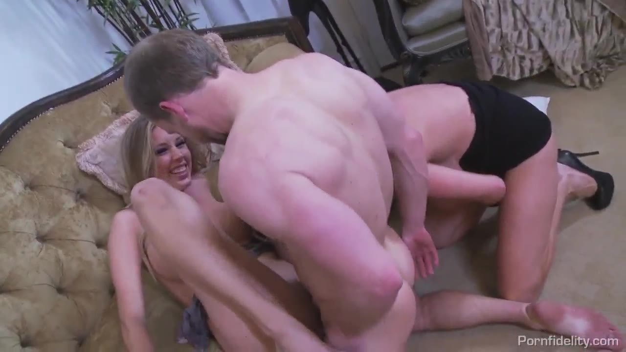 Samantha Saint   All Play No Work BTS Porn Fidelity