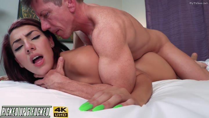 Gina Valentina Facial Cumshot