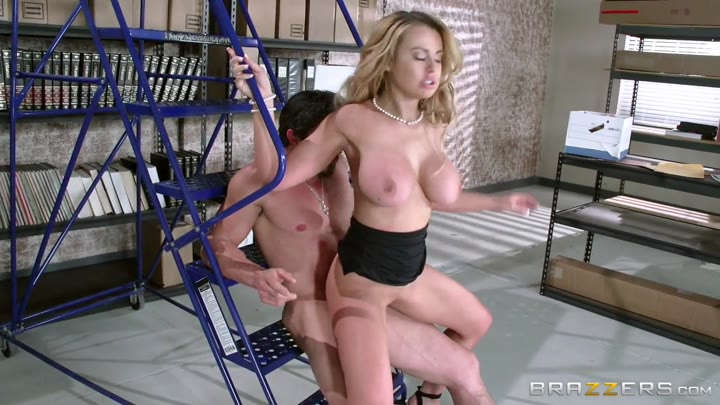 Work Fantasies Xxx Scene With a Big Boobed Porn Queen Pornve Com